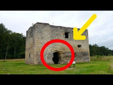 15th Century British Fort Was Built For A Surprisingly Adorable Purpose