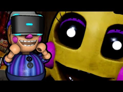 JJ PLAYS: Five Nights at Freddy&39;s - Help Wanted Part 6  FNAF 2 NIGHT 3 MODE COMPLETED