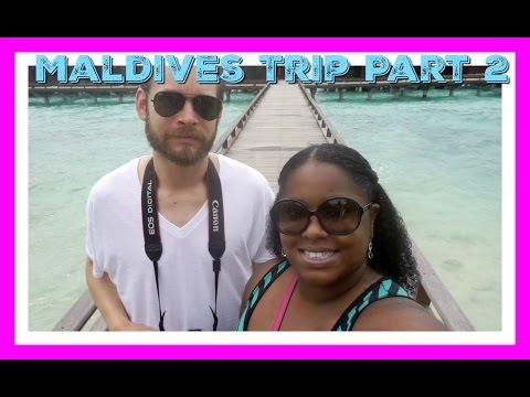 Sheraton Maldives | Water Sports and Island Tour |  Part 2