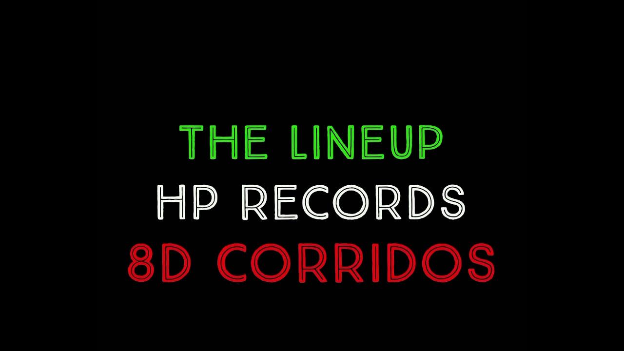 Download HP Records Lineup (8D AUDIO)