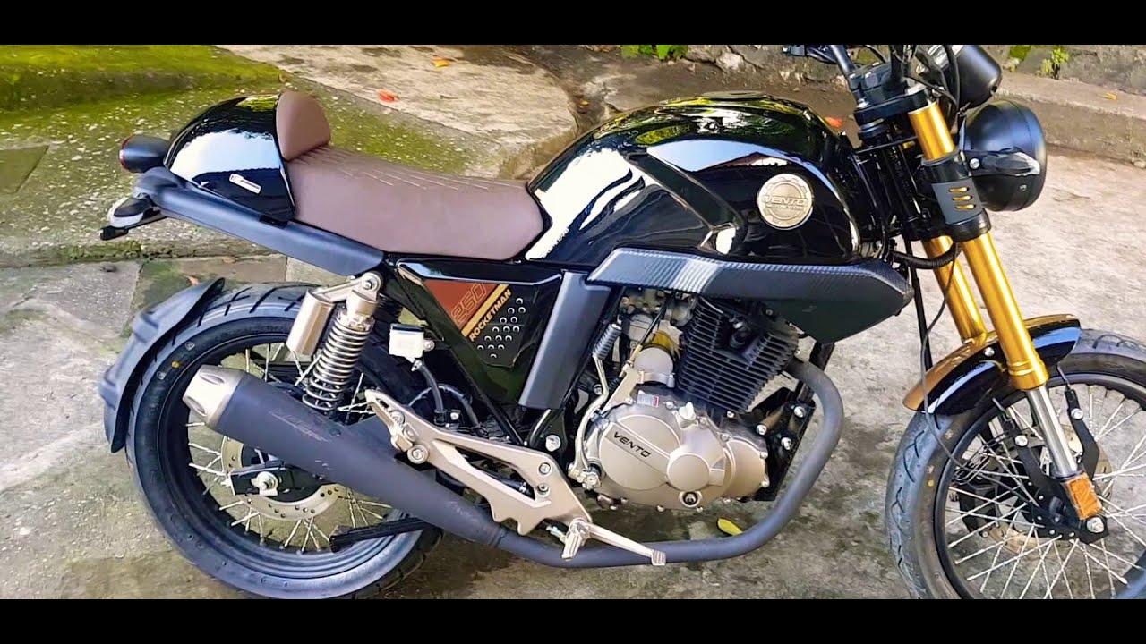 Vento Rocketman Sport  2020 250cc vista general