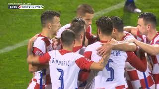 Hrvatska - Švedska 2:1   Golovi sa Utakmice   SPORT KLUB FUDBAL