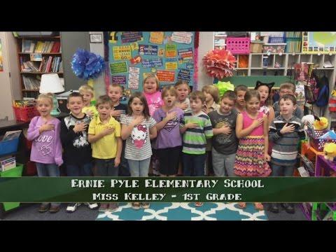 Ernie Pyle Elementary School - Miss Kelly - 1st Grade