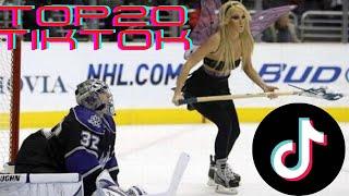 TikTok TOP 20: Hockey Edition