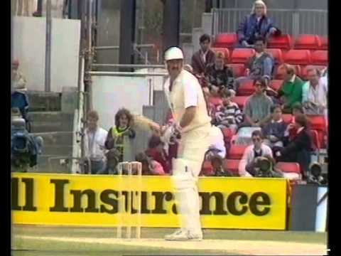 Terry Alderman - Swing Genius vs England 1989