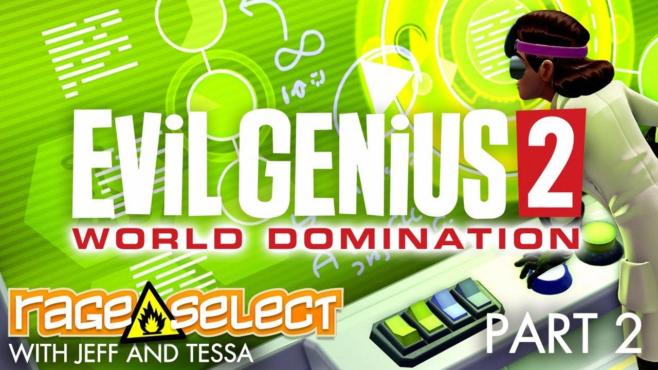 Evil Genius 2: World Domination (The Dojo) Let's Play - Part 2