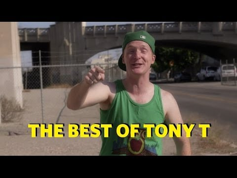 The Best of Tony T - New York Stories