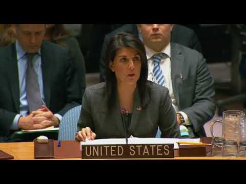 Haley blasts Russia over Syrian chemical weapons use: 'A true tragedy'