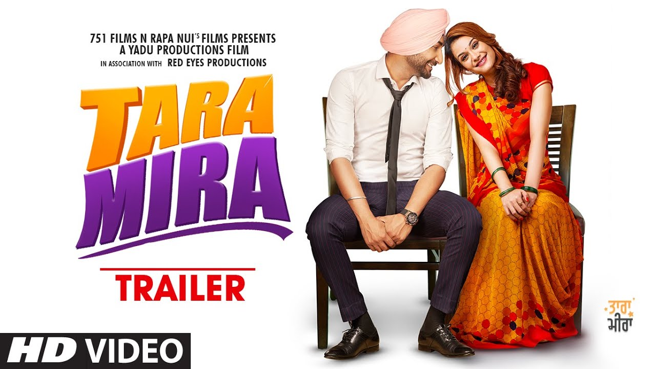 Download Tara Mira Trailer | Ranjit Bawa, Nazia Hussain | Rajiev Dhingra | Latest Punjabi Movie 2019
