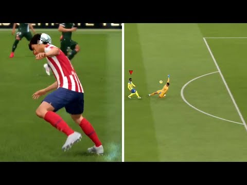 FIFA 20 FUNNY FAILS & GLITCHES   CYBERBALL FAILS COMPILATION #1