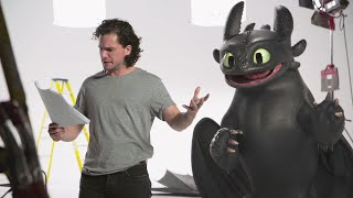 How to Train Y๐ur Dragon - Kit Harington