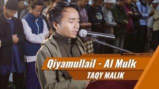 vuclip Imam sholat Qiyamul Lail - Taqy Malik-  Surat Al Fatihah & Al Mulk