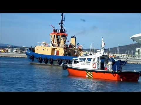 Sunborn Floating Hotel Arrives at Ocean Village Gibraltar