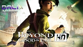 Dali Classics - Beyond Good and Evil™ HD PC Gameplay 1080p 60fps