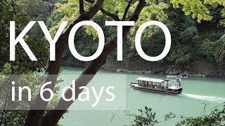 Kyoto, Japan - Temples, Gion, Higashiyama, Kibune, Arashiyama and Inari.