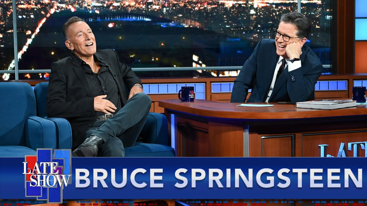 """Download """"I Thought He Had The Wrong Number"""" - Bruce Springsteen On Getting The Call From Barack Obama"""