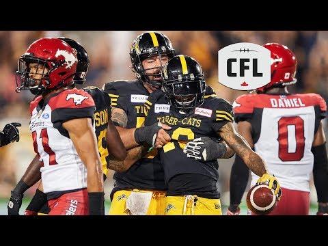 Recap: Hamilton 30, Calgary 23 | CFL 2019 - Week 5