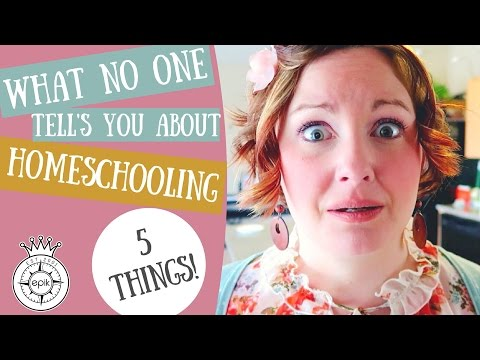 Homeschool Facts | 5 Things No One Will Tell You