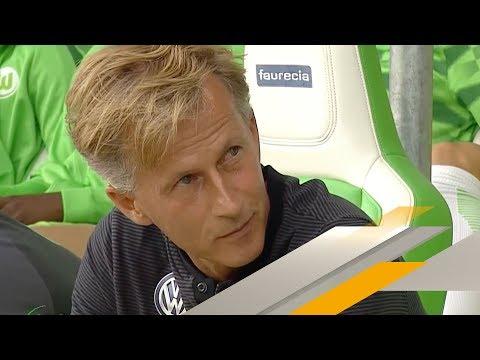 Andries Jonker in Wolfsburg entlassen | SPORT1 NEWS