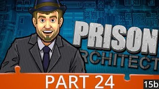 Prison Architect Season 4 - Ep 24 - From the Debts, We Come - Gameplay (1440p)