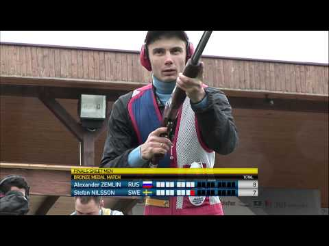 Finals Skeet Men - ISSF World Cup Final in all events 2014, GABALA (AZE)