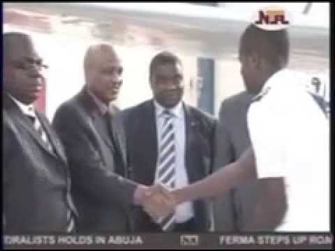NIGERIAN PILOTS GRADUATE FROM SOUTH AFRICA
