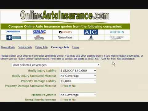FREE safeway auto insurance online