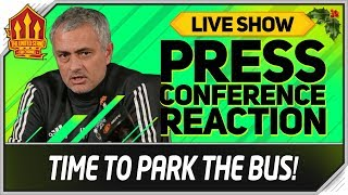 MOURINHO Press Conference Reaction! Liverpool vs Manchester United | Man Utd News
