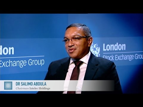 Dr Salimo Abdula on oil production in Mozambique | Intelec Holdings | World Finance Videos