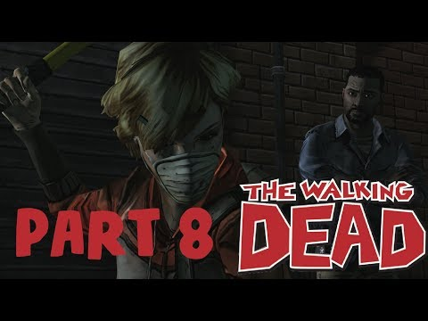 """""""JUST ME AND MOLLY!"""" - The Walking Dead 