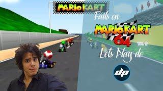Diepiify: Mario Kat 64 Vol. 2 - Momentos Divertidos (Fails)