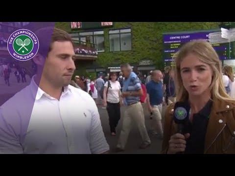 Wimbledon 2017 - Merton School Sport Partnership supported by the Wimbledon Foundation