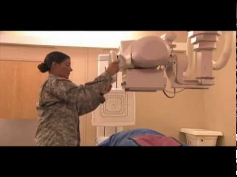 Army MOS 68P Radiology Specialist