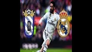 Download Video اهداف مباراة ريال مدريد وميليا 4-0 (كاس ملك اسبانيا)... MP3 3GP MP4