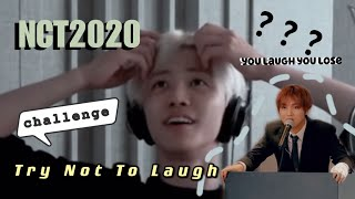 [ NEW ] NCT2020 TRY NOT TO LAUGH (ON CRACK) part2
