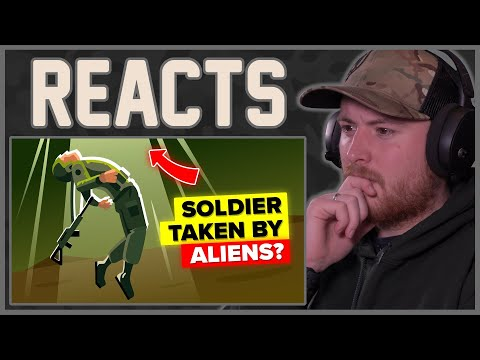 Royal Marine Reacts To US Soldier Alien Abduction Launches Military Investigation
