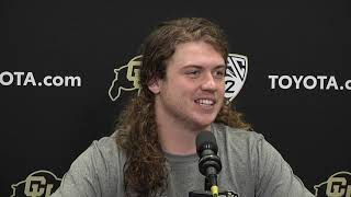 Brady Russell Press Conference