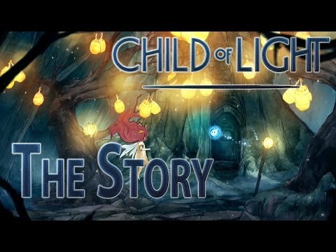 Child of Light All Cutscenes  The Movie  Story FullHD 1080p + Download