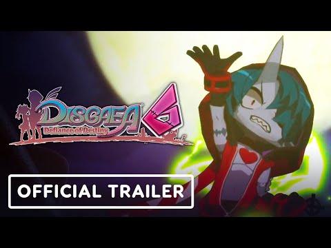 Disgaea 6: Defiance of Destiny - Official Accolades Trailer