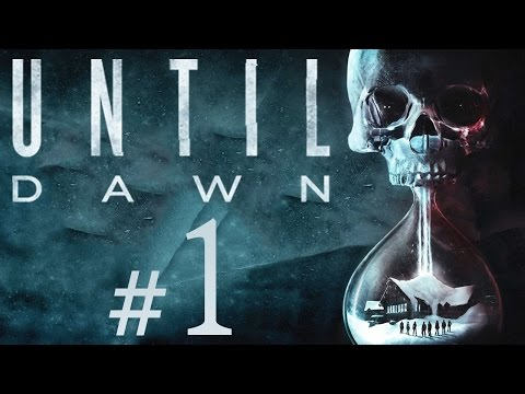 UNTIL DAWN # 01 ★ Horror-Film zum Mitspielen! [HD60] Let