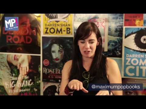 Maggie Stiefvater reveals all about 'The Raven Cycle' and her UK tour experiences