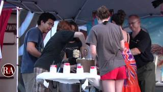The Republican American: Quassy Tallest Cone Contest! Thumbnail
