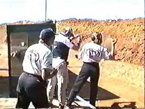 2002 IPSC World Shoot south Africa - Argentina Standard Team