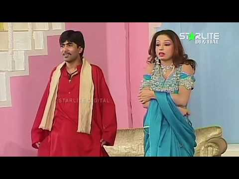 Tu Hi Mera Pyar Mahiya -  Zafri Khan - New Pakistani Stage Drama Trailer -  Full Comedy Funny Play