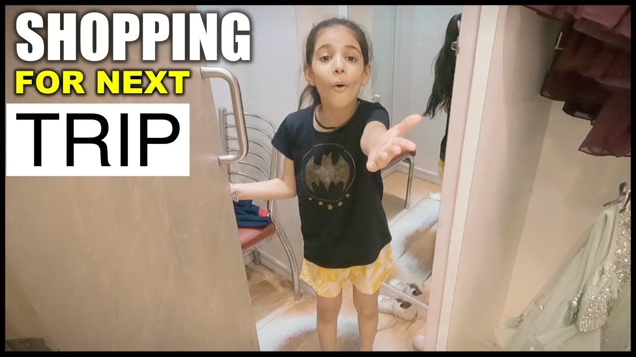 Guneet ki Shopping ho gai Aaj for our Next Trip 😍 | Harpreet SDC