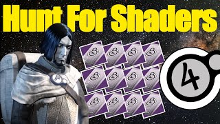 destiny hunt for shaders ep 4 dead orbit packages