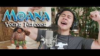 You 39 Re Welcome Disney 39 s MOANA - Dwayne The Rock Johnson DTSings Cover.mp3