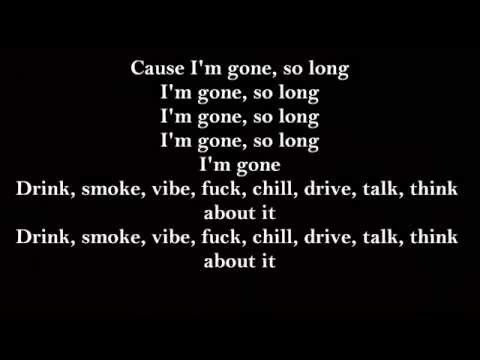 Logic - I'm Gone [Lyrics]