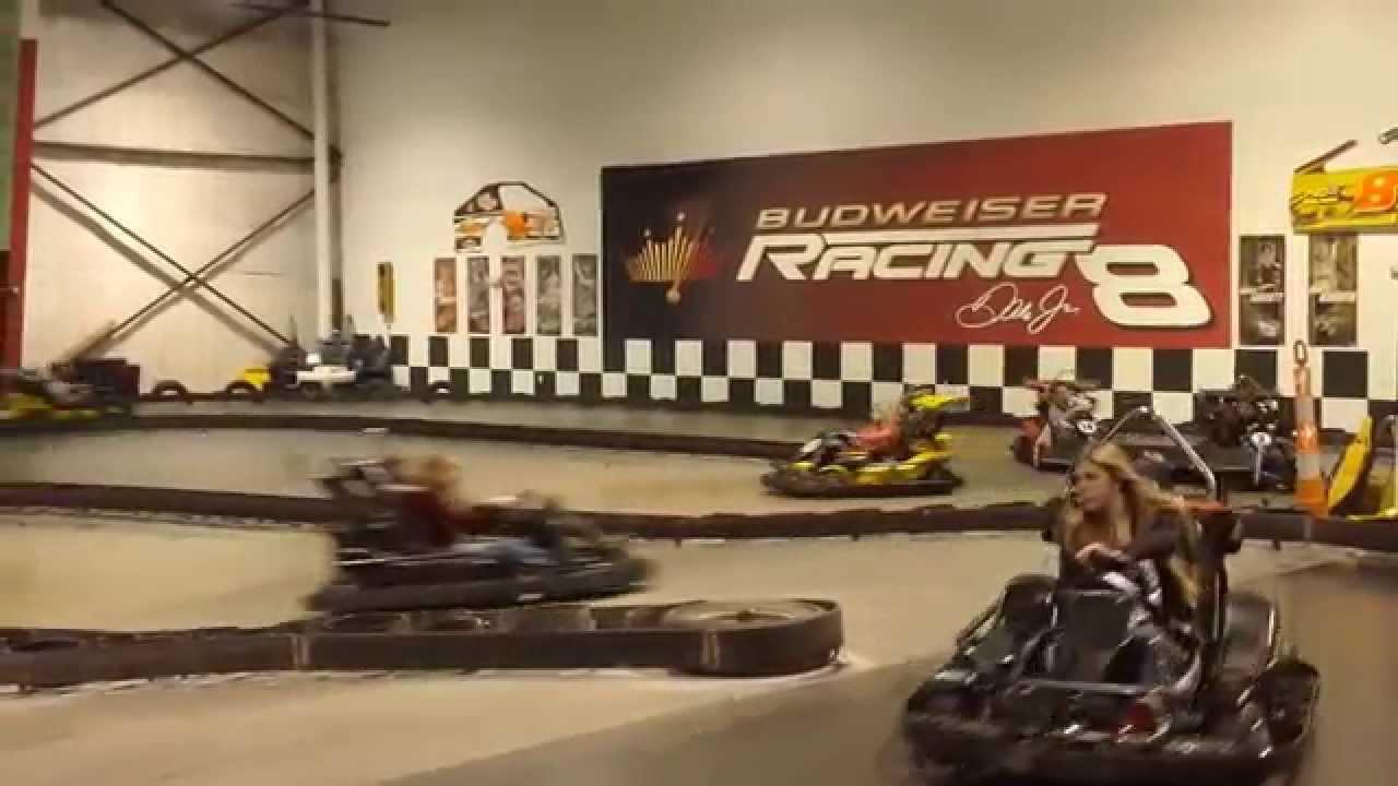 Car Dealerships In Wichita Ks >> The Alley Wichita KS Go Cart Fun! - YouTube