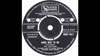 "Exciters - ""Hard Way To Go"" (UK UA) 1963"